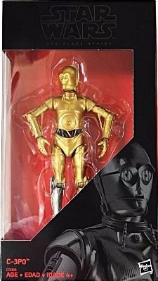STAR WARS BLACK SERIES - C-3PO