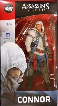 ASSASSINS CREED III - CONNOR