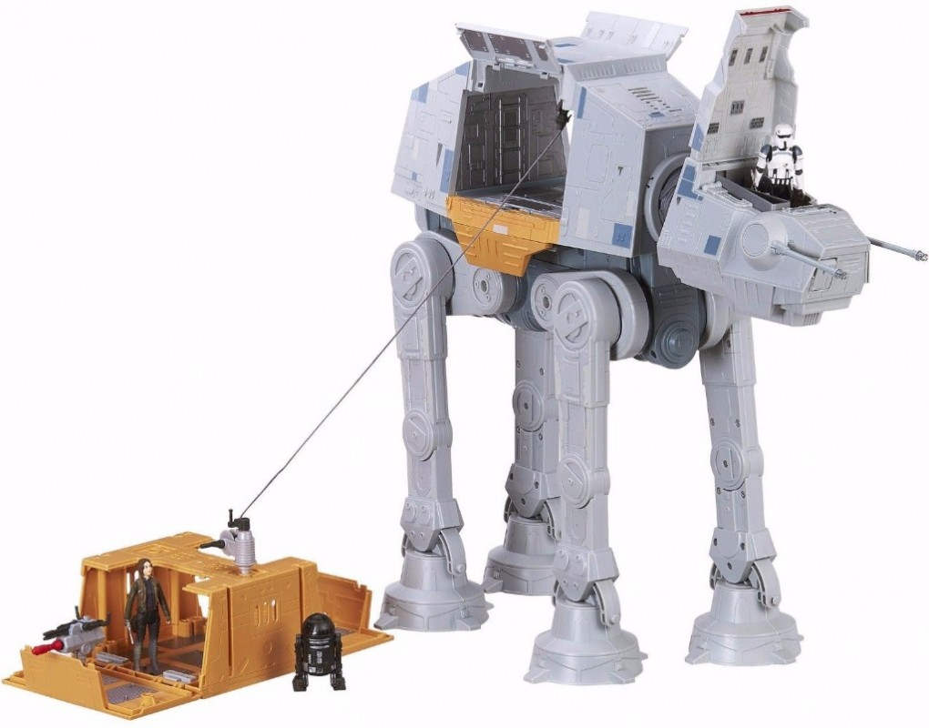 STAR WARS ROGUE ONE - MOTORIZED AT-ACT