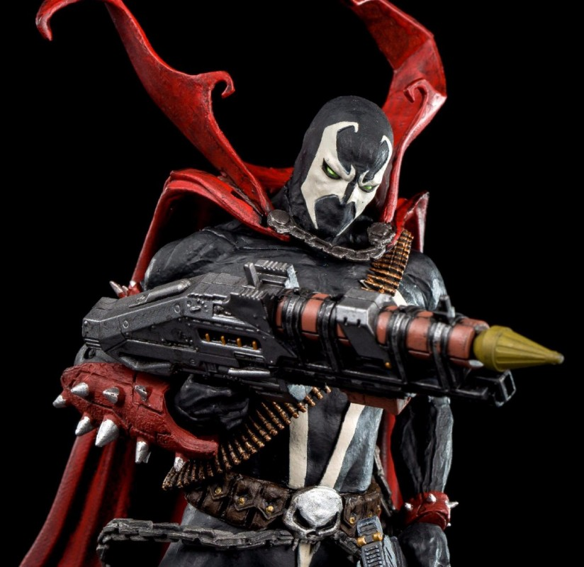 SPAWN REBIRTH (MASKED)