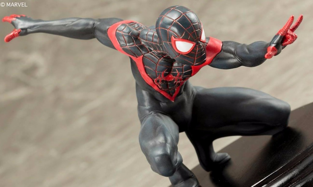 KOTOBUKIYA - MARVEL NOW! SPIDERMAN MILES MORALES