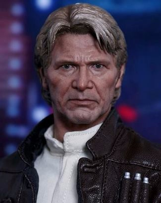 HOT TOYS - HAN SOLO THE FORCE AWAKENS