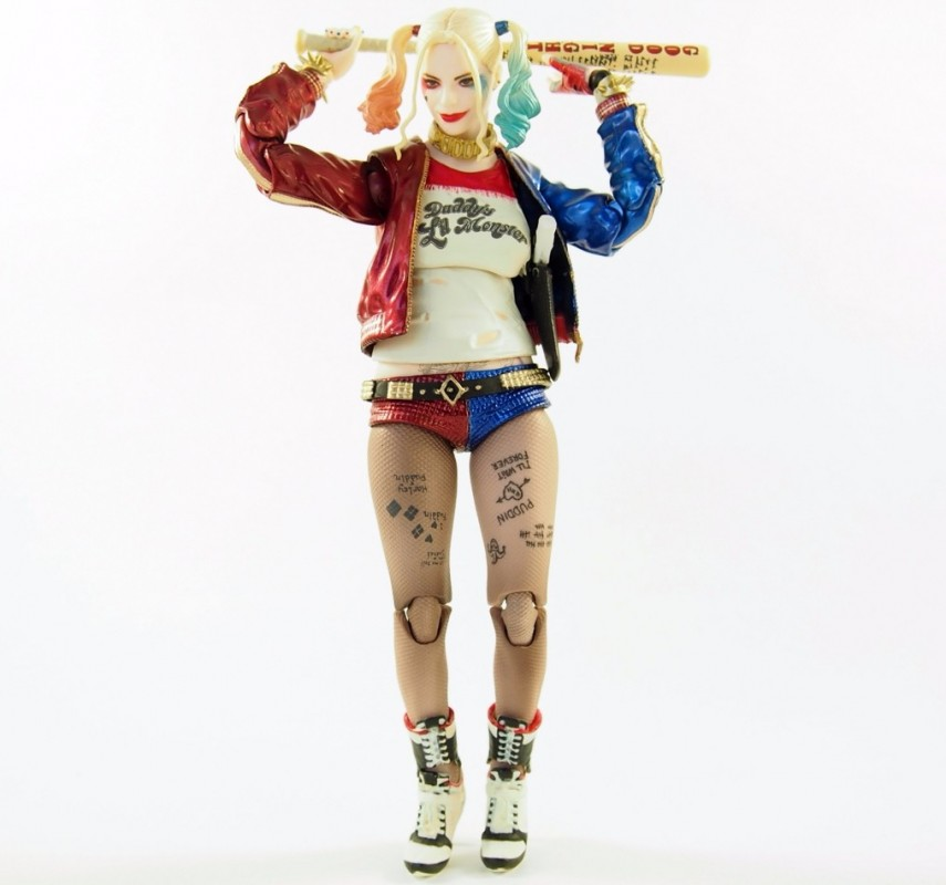 MAFEX - SUICIDE SQUAD HARLEY QUINN