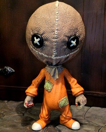 STYLIZED ROTO - SAM TRICK 'R TREAT