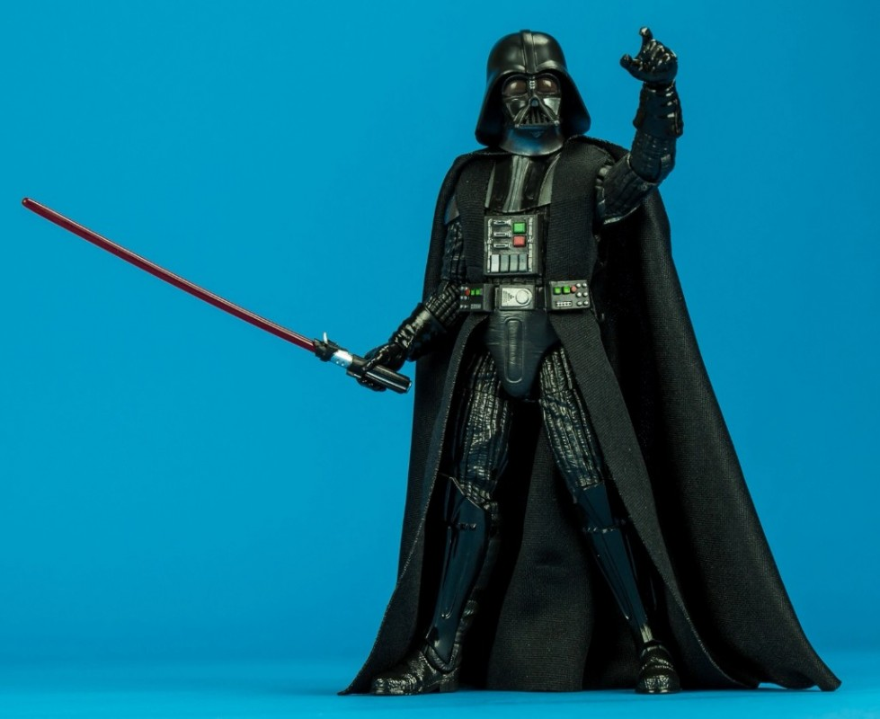 STAR WARS BLACK SERIES - DARTH VADER EPISODE IV