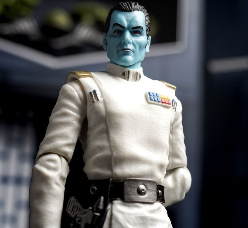 STAR WARS BLACK SERIES - GRAND ADMIRAL THRAWN