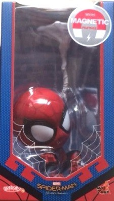 COSBABY WEB SWING SPIDERMAN HOMECOMING
