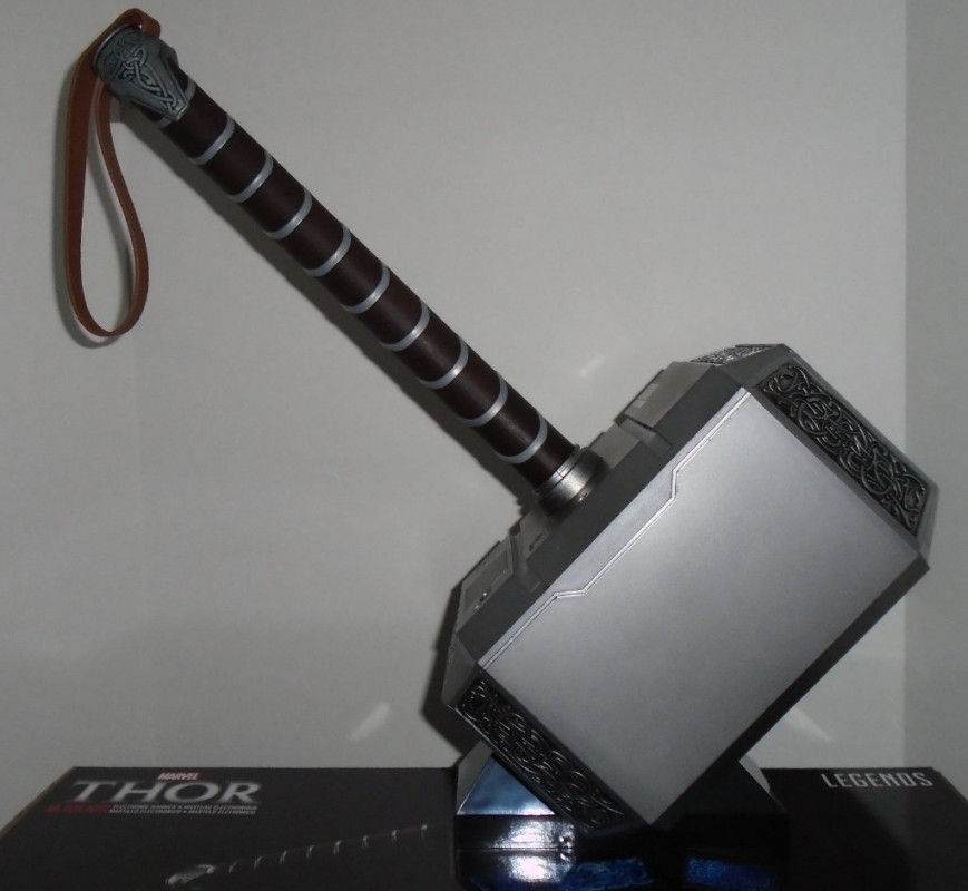 PROP REPLICA - THOR MJOLNIR ELECTRONIC HAMMER