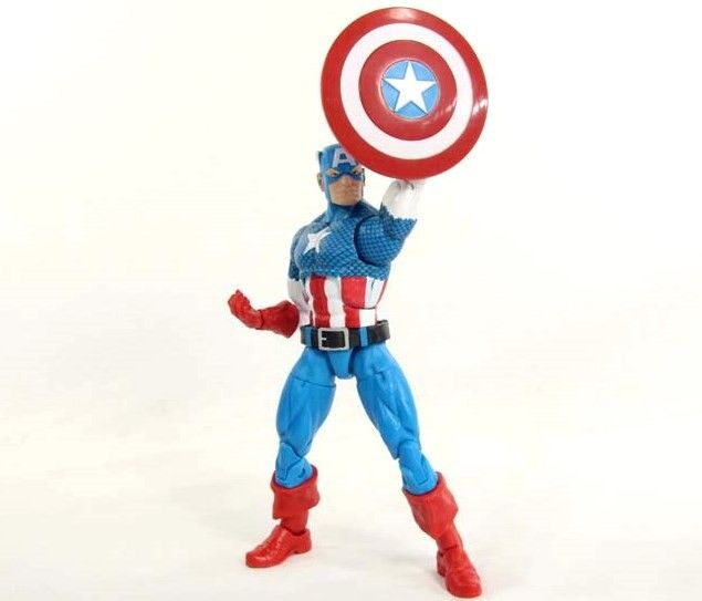 MARVEL LEGENDS VINTAGE - CAPTAIN AMERICA