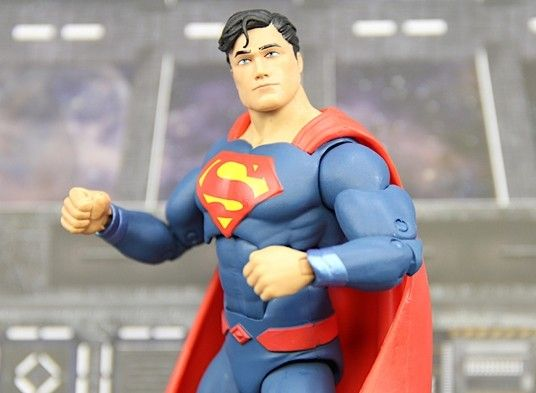 DC ICONS - SUPERMAN REBIRTH