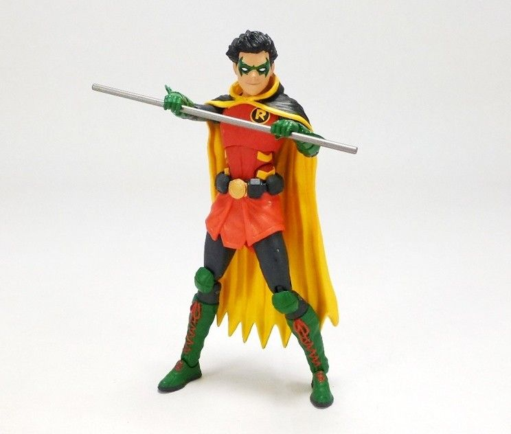 DC ICONS - SUPERSONS SUPERBOY & ROBIN 2-PACK