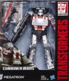 TRANSFORMERS COMBINER WARS - LEADER CLASS MEGATRON