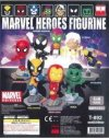 MARVEL HEROES FIGURINE SET