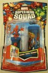 SUPERHERO SQUAD BUBBLE - SPIDERMAN