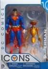 DC ICONS - SUPERMAN