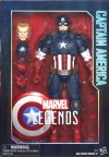 12 INCH MARVEL LEGENDS - CAPTAIN AMERICA