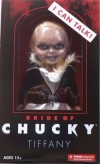 BRIDE OF CHUCKY - 15 INCH TALKING TIFFANY