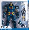 DC ICONS - DARKSEID & GRAIL DELUXE SET