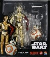MAFEX STAR WARS - C-3PO & BB-8