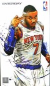 ENTERBAY NBA - CARMELO ANTHONY (1/9 SCALE)