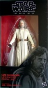 STAR WARS BLACK SERIES - LUKE SKYWALKER (JEDI MASTER)