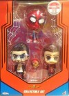 COSBABY SPIDERMAN HOMEMADE, TONY STARK & PETER PARKER HOMECOMING