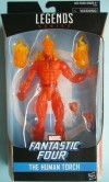 MARVEL LEGENDS - HUMAN TORCH FANTASTIC FOUR