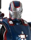 HOT TOYS - IRON PATRIOT DIECAST